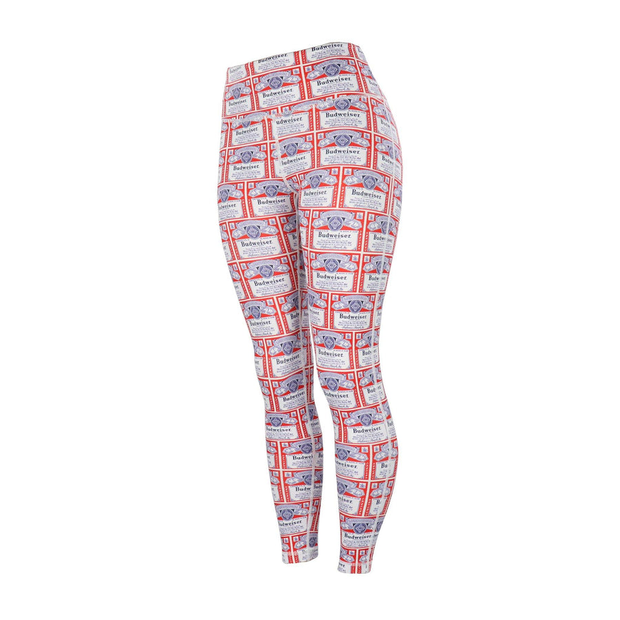 Budweiser Label Ladies Leggings