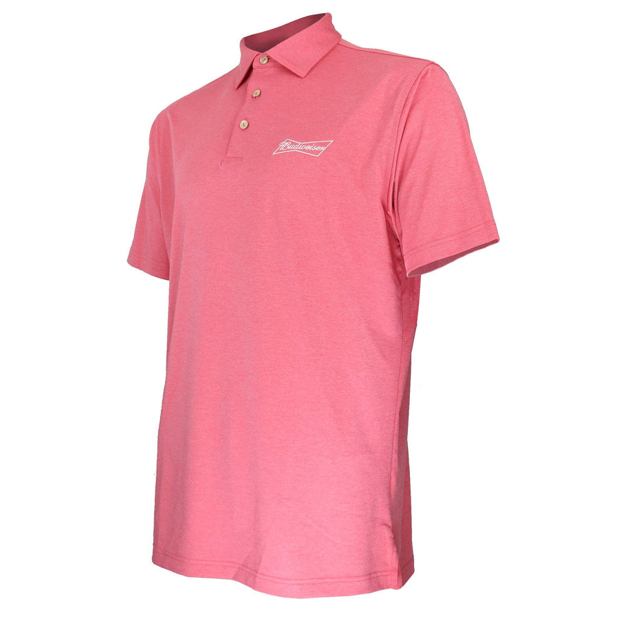 Budweiser Peter Millar® Solid Stretch Jersey Polo