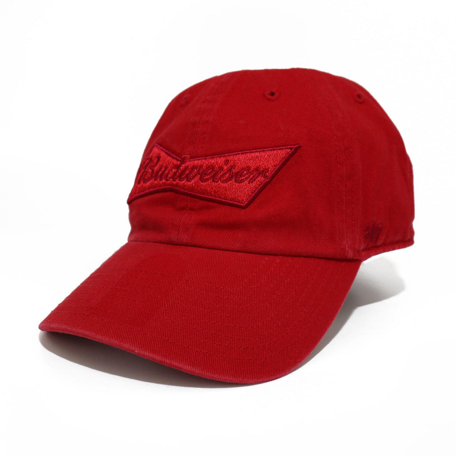 Budweiser '47 Brand Tonal  Clean Up Hat