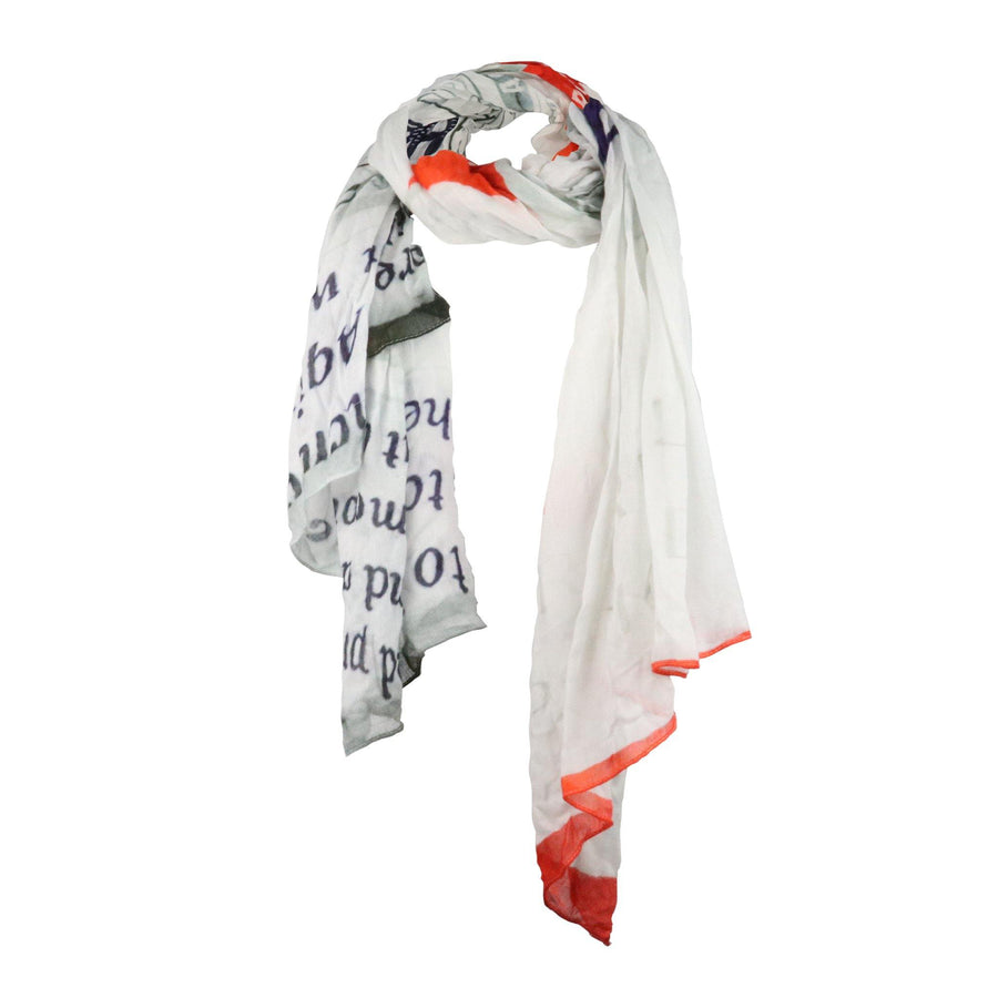Budweiser Cold Can Scarf