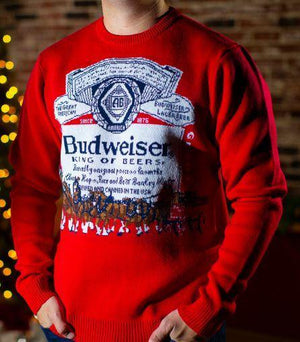 Budweiser_Label_Hitch_Sweater