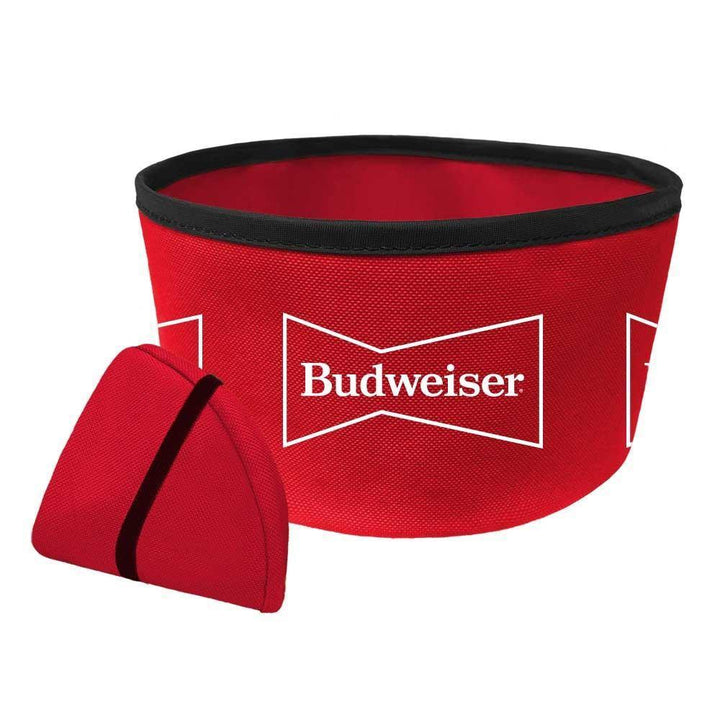 Budweiser_Pet_Collapsible_Bowl