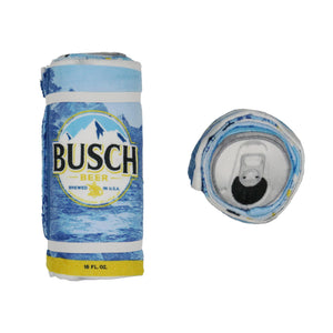 Busch Can Beach Towel