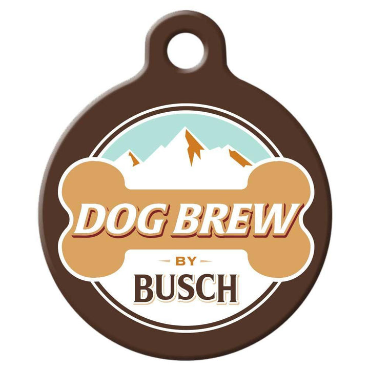 Busch_Dog_Brew_Dog_Tag