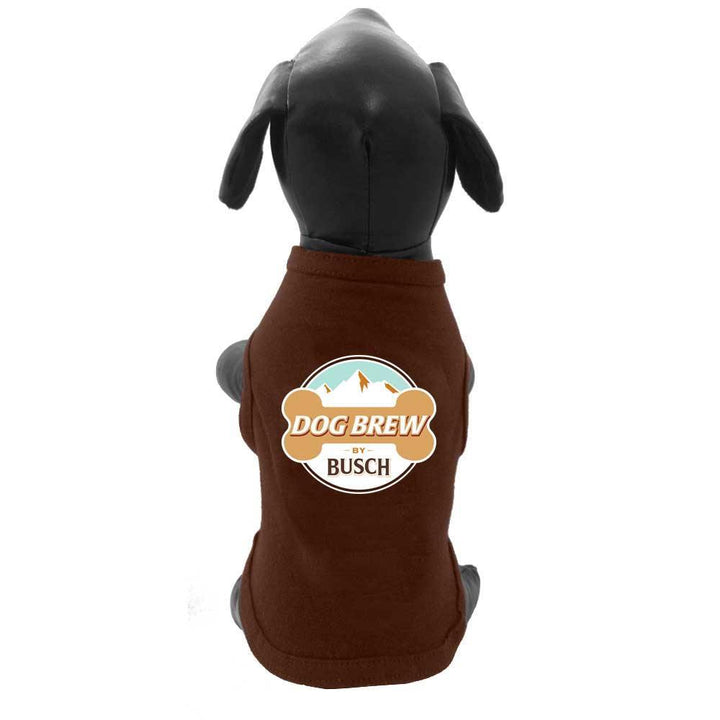 Busch_Dog_Brew_Pet_T_Shirt