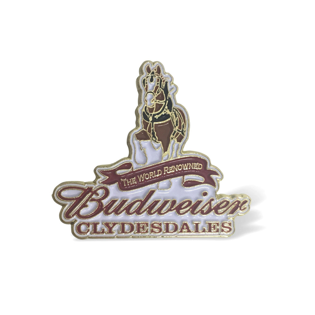 Clydesdale Lapel Pin
