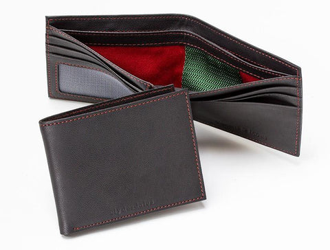 Tokens & Icons- Authentic Clyde Coat-Lined Wallet