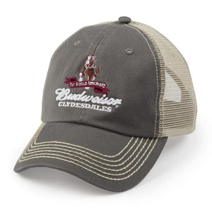 Clydesdale Mesh Back Hat