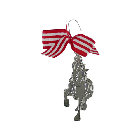 Clydesdale Metal Ornament