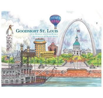 Goodnight St. Louis Book