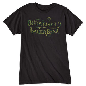 Budweiser Military Lager Beer Tee