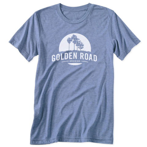 Golden Road Tri-Blend Tee
