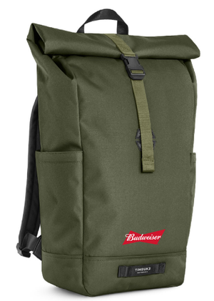 Budweiser TimBuk2 Military Backpack