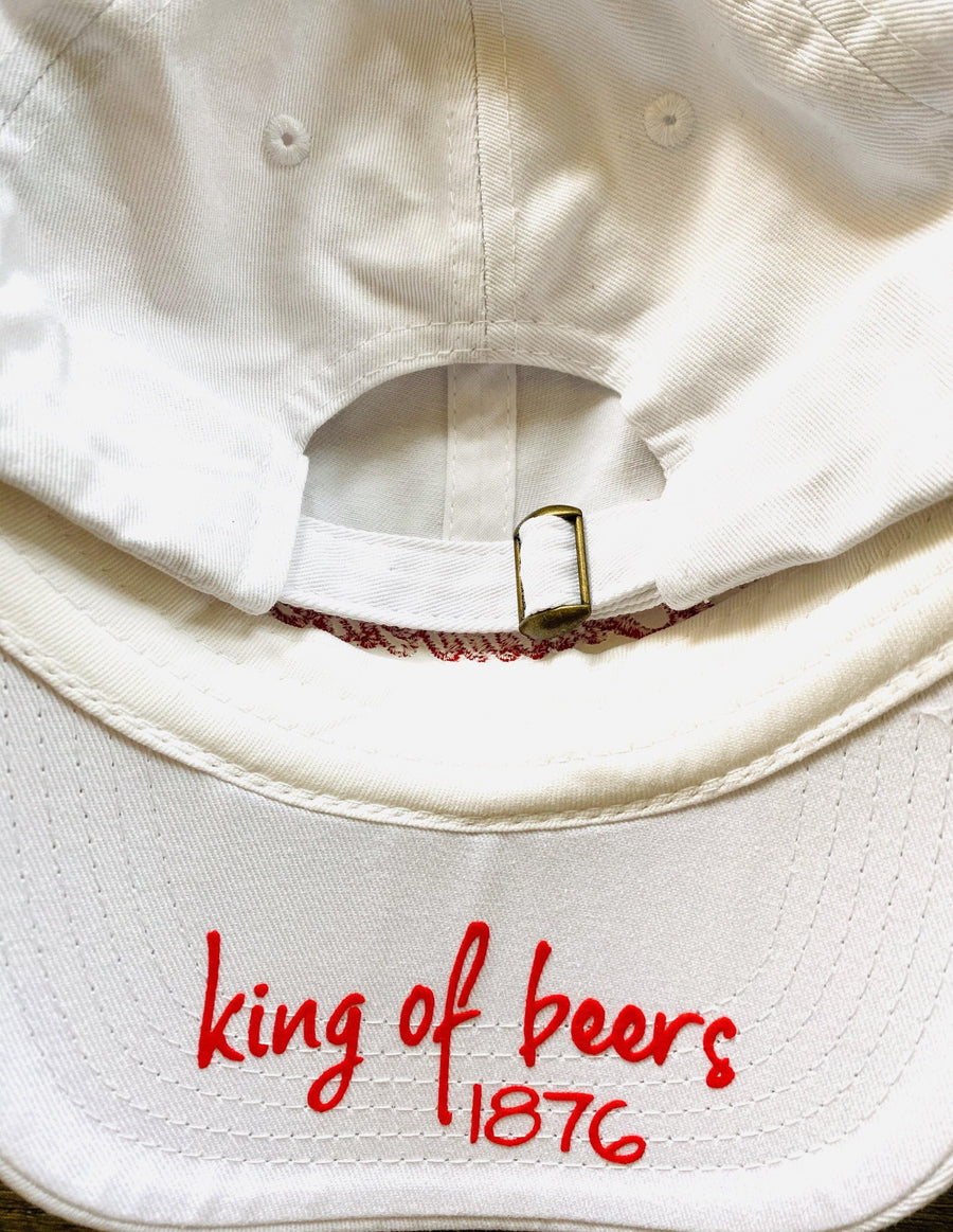 Budweiser KOB 1876 Under Visor Hat