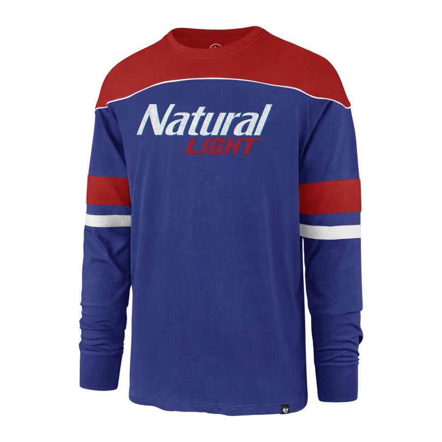 Natural Light '47 Brand L/S Win Streak