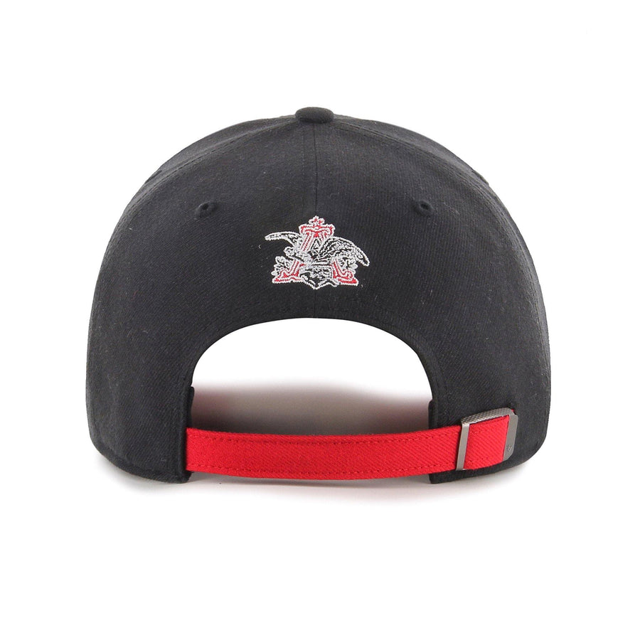Budweiser '47 Brand Crop Shadow MVP Hat