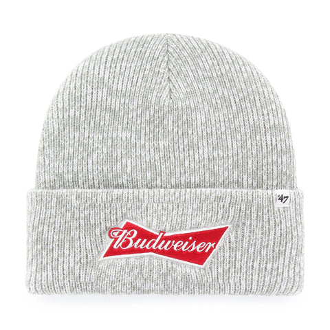 Budweiser '47 Brand Brain Freeze Cuff Knit Beanie