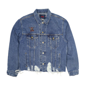 Oliver Logan Denim Jacket - Design 2