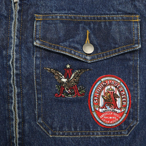 Oliver Logan Denim Jacket - Design 3