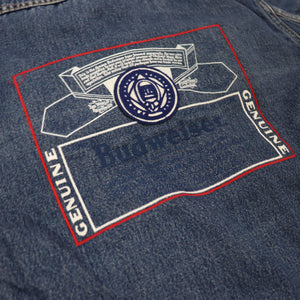 Oliver Logan Denim Jacket - Design 6