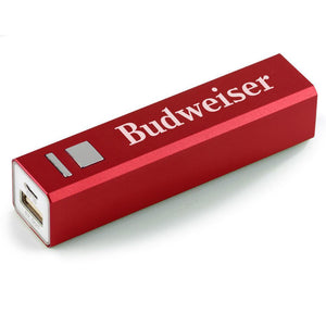 Budweiser Portable Charger