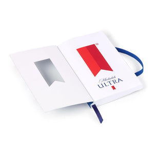 Michelob Ultra Notebook