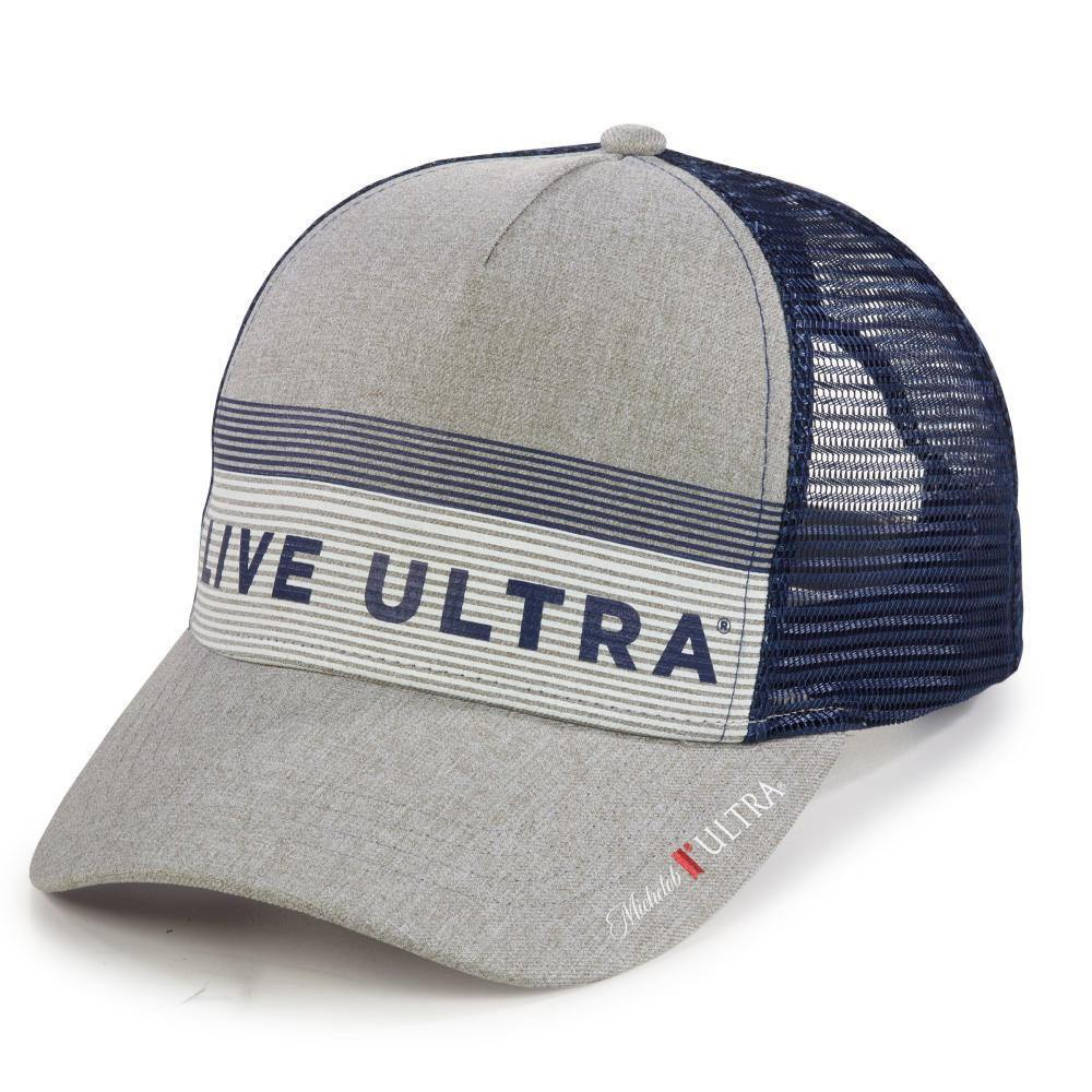Live Ultra Mesh Back Hat