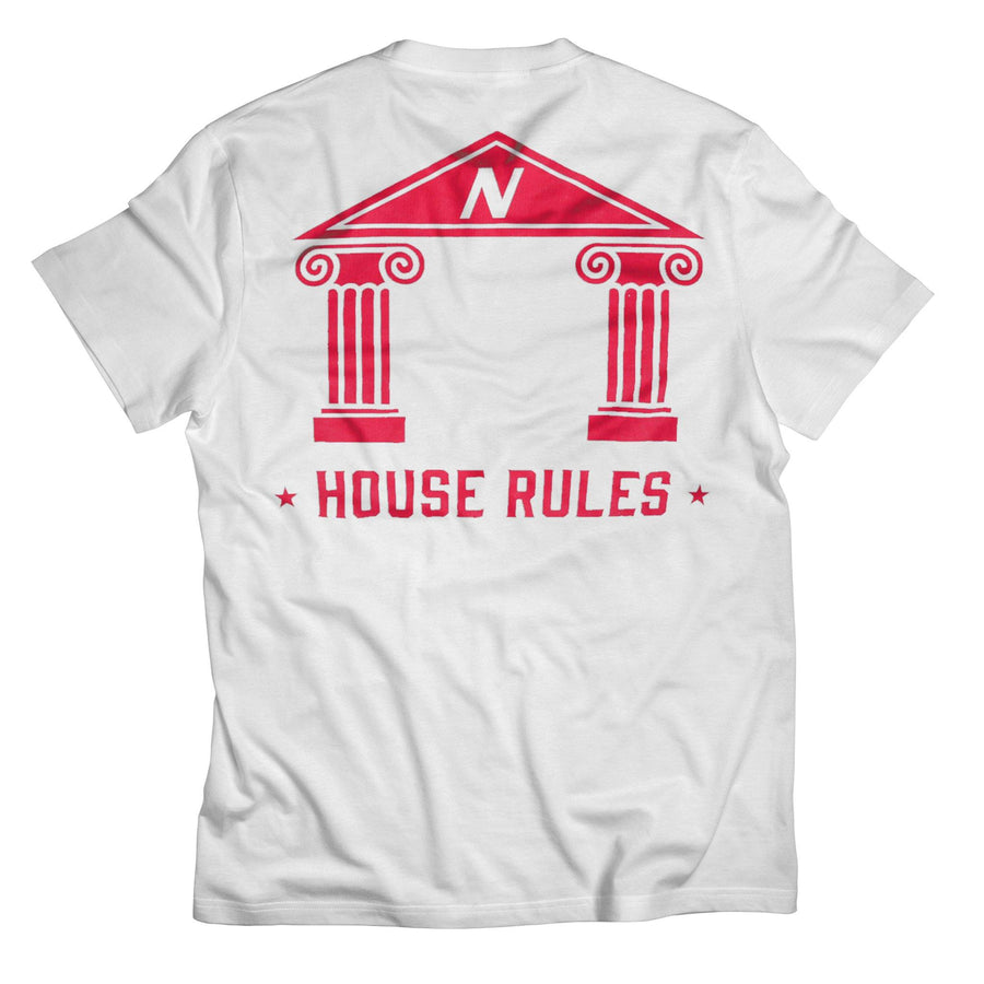 Natural Light Seltzer House Rules Tee