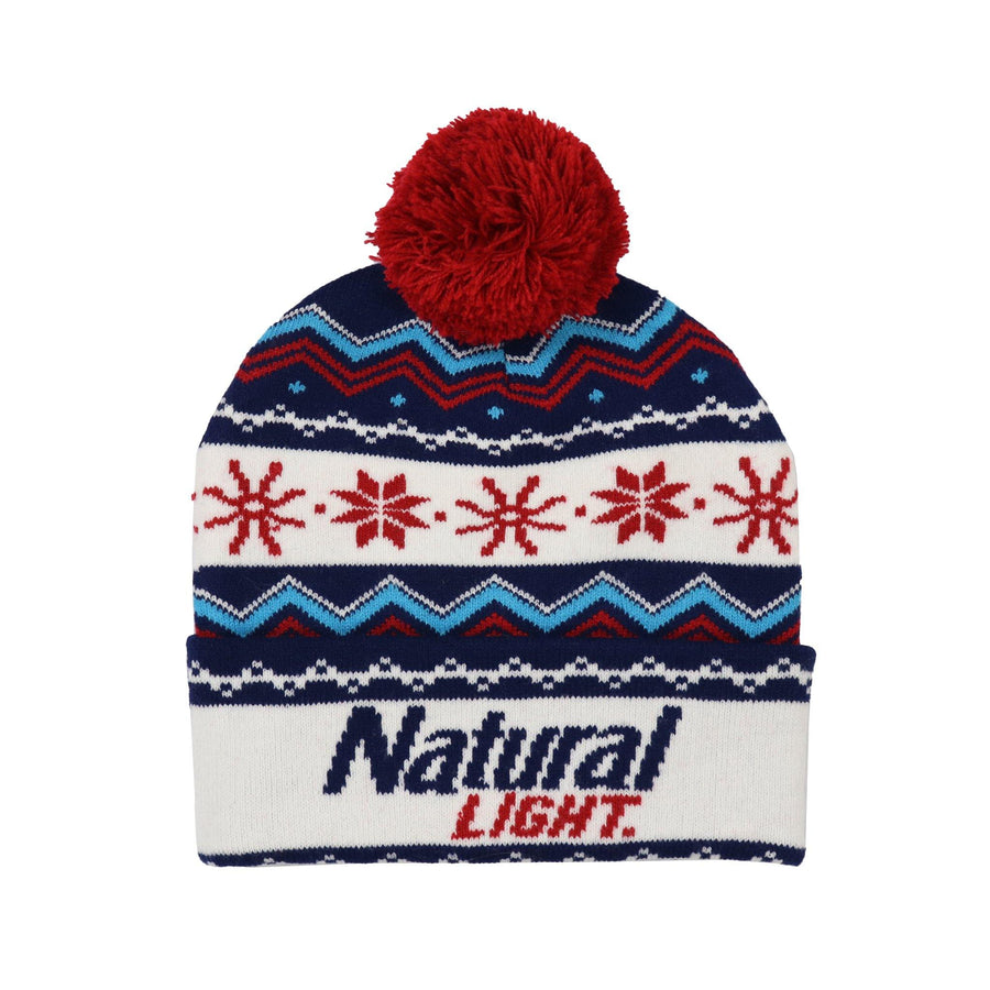 Natural Light Sweater Beanie
