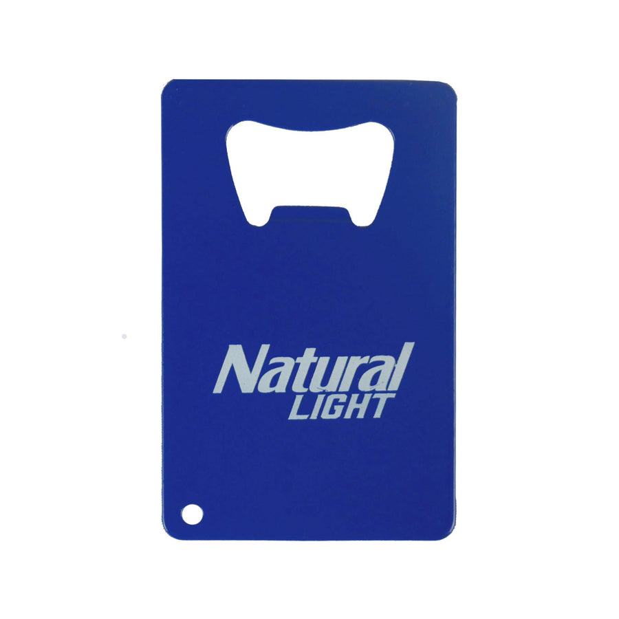 Natural Light Bottle Opener