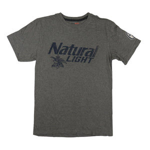 Natural Light Est. 77 Sleeve Tee