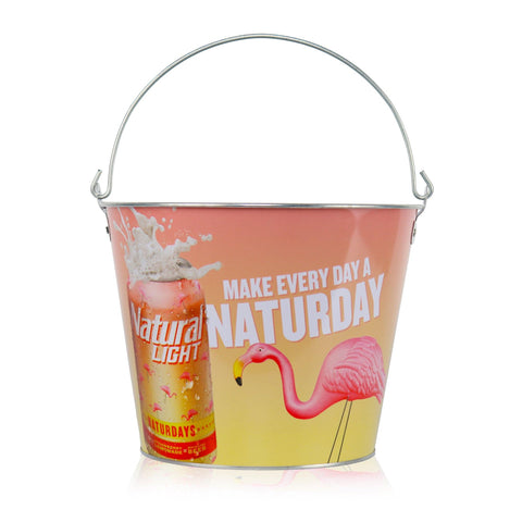 Naturdays Metal Beer Bucket