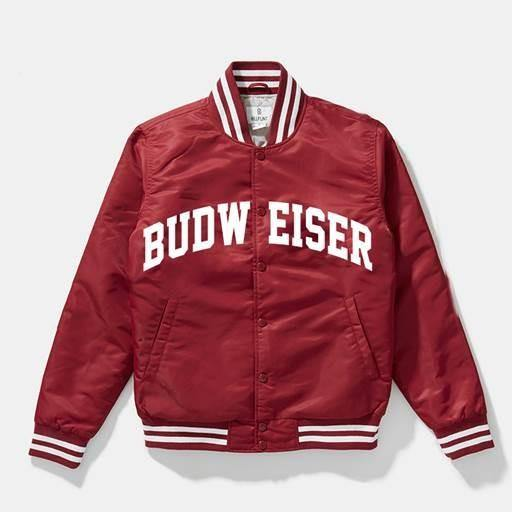 Budweiser X Nelly Bomber Jacket