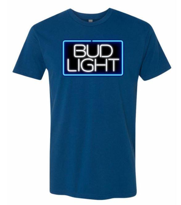 Bud Light Neon Tee