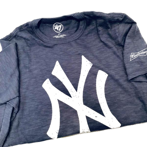 Yankees 47 Brand Scrum Tee