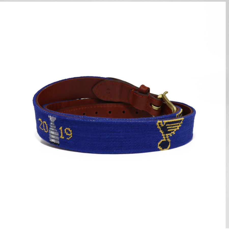 Smathers & Branson STL Blues Champs Belt