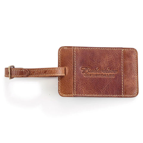 Clydesdale Leather Luggage Tag