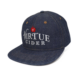 Virtue Cider Flat Bill Hat