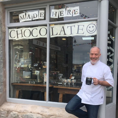 Dave's New Lerwick Shop