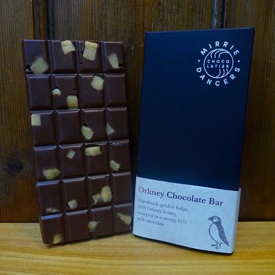 Orkney Chocolate ® Bar