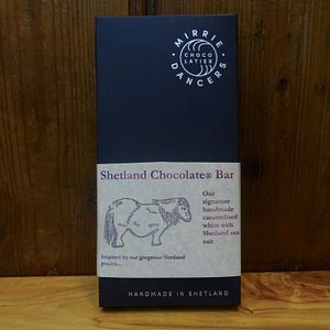 Shetland Chocolate ® Bar