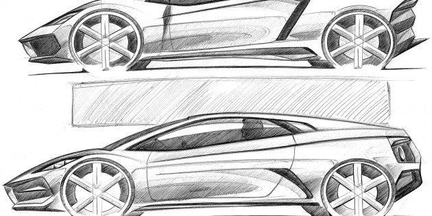 3 Ways to Improve Your Sketching Line Quality