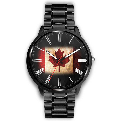 BTS Red Maple Watch