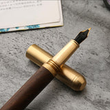 BTS Rosewood Fountain Pen