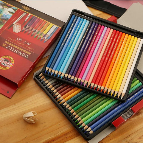 Aquarelle Colored Pencil Sets