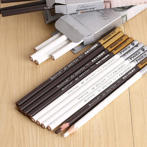 Quality Sketch Pencil Soft Pastel Set