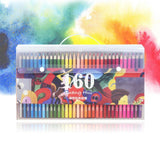 48/72/120/160 Premium Colored Oil Based Pencils Sets