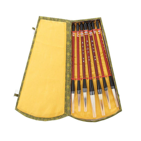 Premium Chinese Calligraphy Brush Pen Set