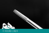 Traditional 0.35 Needles - Round Liners