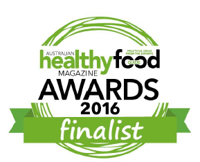 Healthy Food Guides Finalist